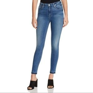 NWT 7 For All Mankind B(air) Skinny Ankle Release